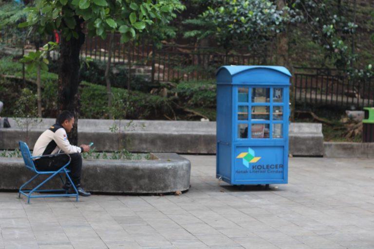 KOLECER : Kotak Literasi Cerdas Untuk Menumbuhkan Minat Baca
