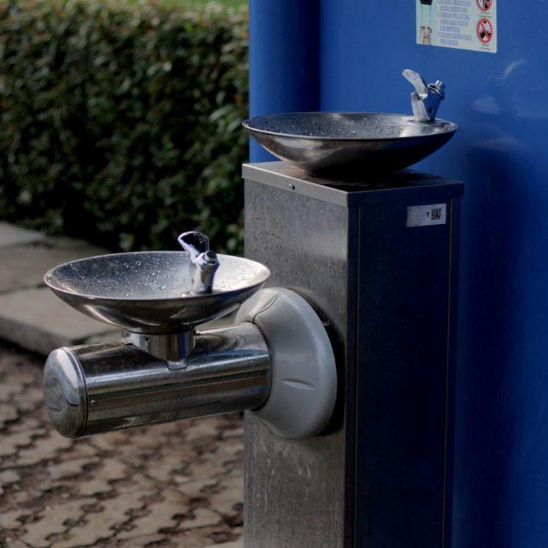 Kran Air Siap Minum Lapangan Sempur : Haus Hilang Dan Lebih Ramah Lingkungan