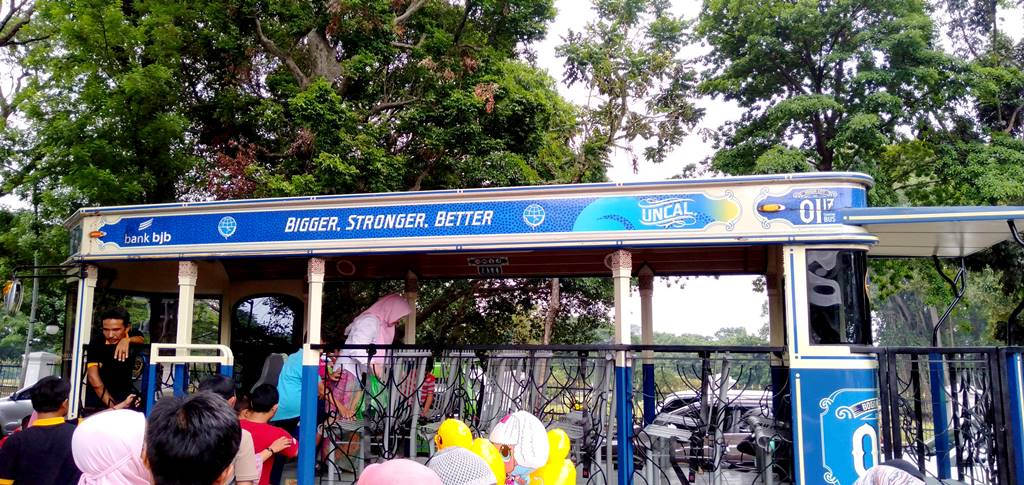 Yuk Keliling Kota Bogor Gratis Naik Bus Uncal