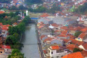 Pemandangan Kawasan Empang Dari Mall BTM002
