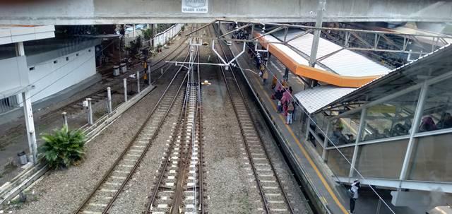 Cara Menuju Rangkasbitung Dari Bogor Dengan Commuter Line - stasiun tanah abang