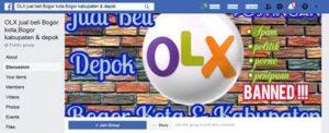 Grup Facebook OLX JUAL BELI DEPOK KOTA BOGOR KABUPATEN BOGOR