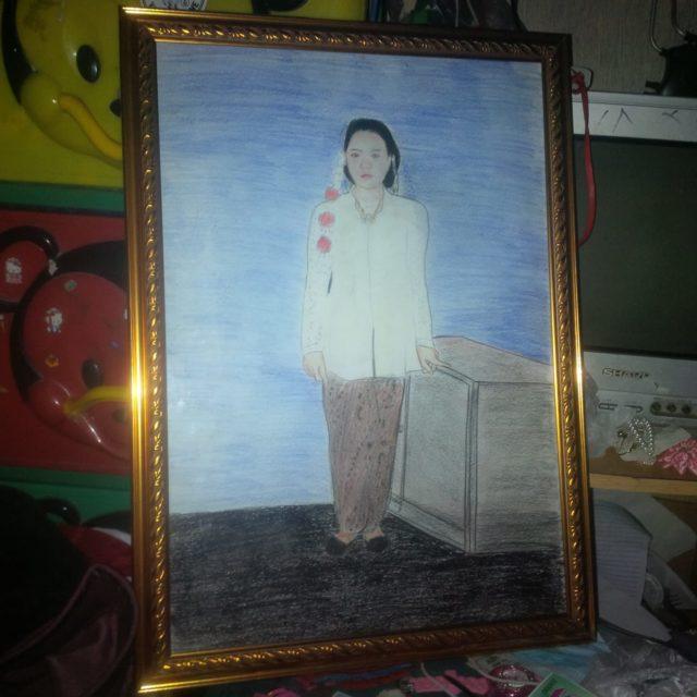 Jasa Buat Sketsa, Lukis Wajah, karikatur, Lukisan Dinding (3)