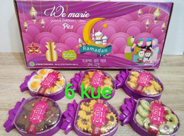 Paket Kue Kering Weimarie Pico