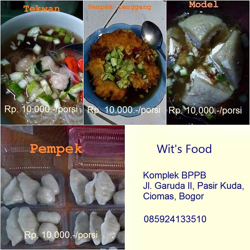 wit's food
