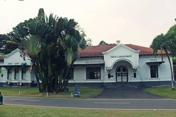 Bogor Tempo Doeloe #7 : Laboratorium Treub