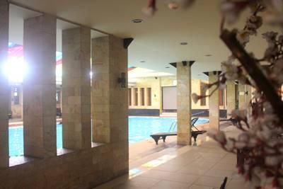 Kolam Renang Dalam Ruangan Satu-Satunya Di Kota Bogor (Hotel Duta Berlian)