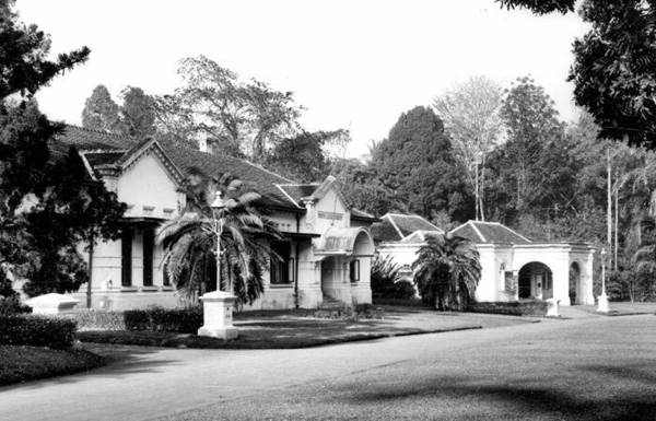 Bogor Tempo Doeloe #6 : Rumah Melchior Treub Dulu Dan Sekarang