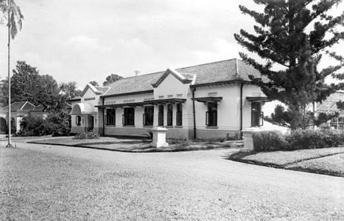 Laboratorium Treub tahun 1894-1929