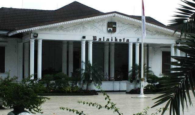 Balai Kota Bogor adalah cagar budaya kota hujan