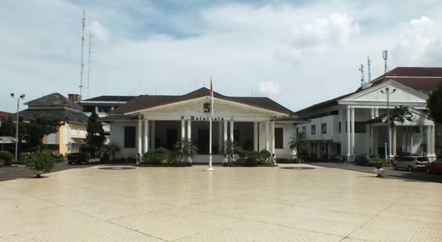 Sejarah Balai Kota Bogor