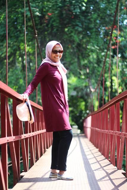 Berani Foto Pacar di Jembatan Putus Cinta Kebun Raya Bogor 2