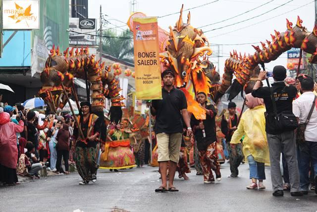 Bonge Saleor - Liong Ala Bogor Dari Bakul Nasi