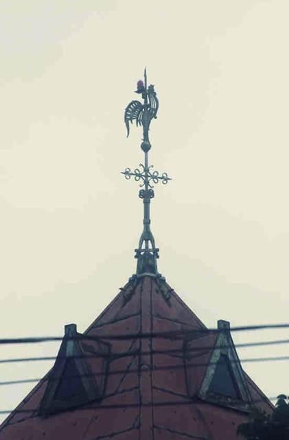 Gereja ayam bogor