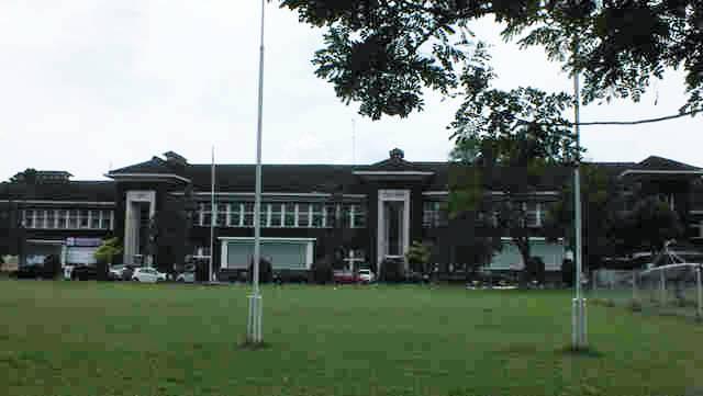 IPB University Campus - One of Bogor's Cultural Heritages - 3
