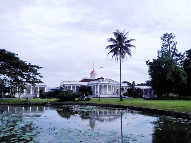 Istana Bogor kisah sebuah perjalanan