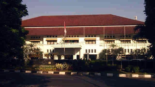 Salak Hotel The Heritage on Juanda Street