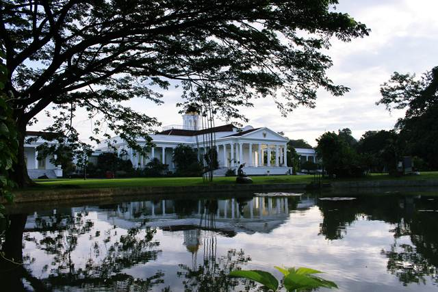 Kolam/Danau Gunting Kebun Raya Bogor 2017
