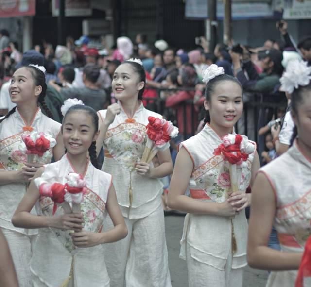 Tari Lan Yang Opera Keliling asal Yilan Taiwan