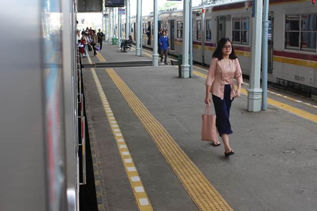Rute Commuter Line / KRL Jabodetabek