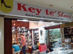 Key Te Shoes : Sepatu Fashion-Nya Bikin Ngiler Kaum Wanita