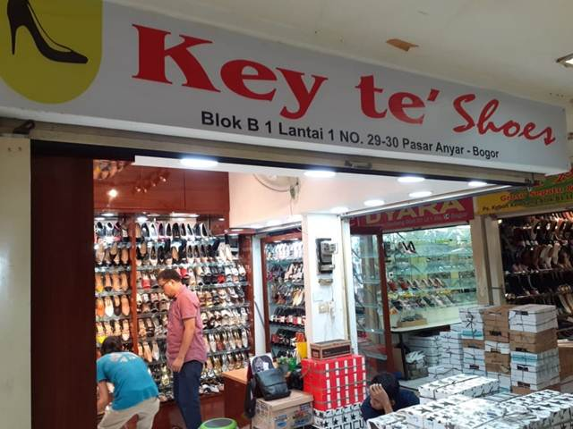 Key Te Shoes - Sepatu Fashion Nya Bikin Ngiler Kaum Wanita 2
