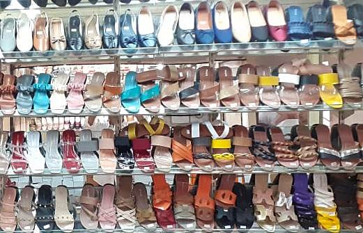 Sandal Teplek Fashion Tuk Wanita, Ke Maura Style Sajah