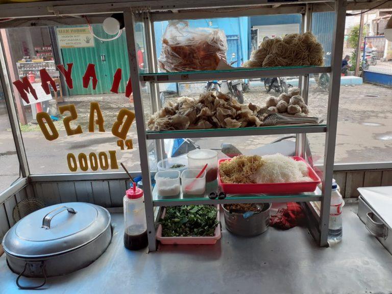 Bakso Mas Slamet Raharjo : Bakso Malang, Baksoku Sayang